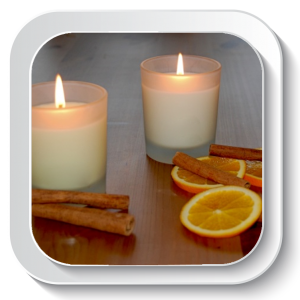 Masaż gorącą świecą